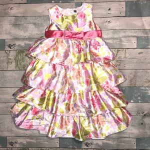 Cherokee Girls Toddler Formal Dress Size 5T